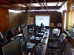 Civic training room Displays a larger version of this image in a new browser window