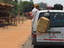 Transport in Malawi Displays a larger version of this image in a new browser window