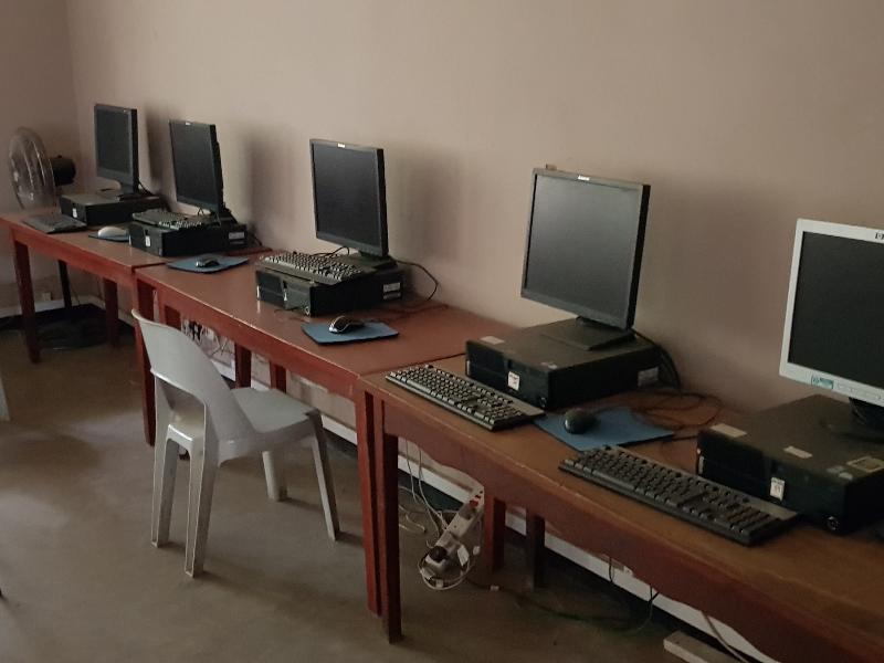 Blantyre Education Lab Room