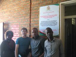 Dedza Hospital Displays a larger version of this image in a new browser window