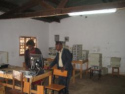 Dedza Katsakaminga school Displays a larger version of this image in a new browser window