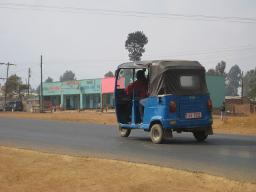 Dedza Taxi Displays a larger version of this image in a new browser window