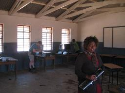Dedza Umbwi school Displays a larger version of this image in a new browser window