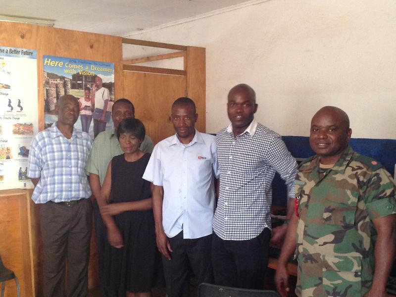 Kamuzu Barracks CDSS