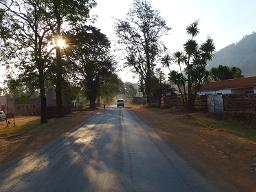 Dedza town Displays a larger version of this image in a new browser window
