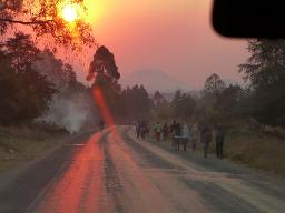 Dedza road Displays a larger version of this image in a new browser window