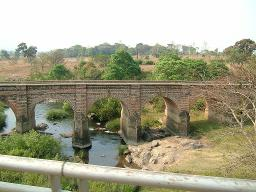 Oldest bridge in Malawi Displays a larger version of this image in a new browser window