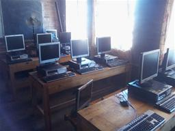 2014 Dzaleka classroom 2 Displays a larger version of this image in a new browser window